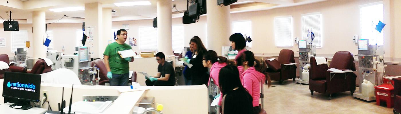 Hemodialysis Technician Training Mei Millenia Education
